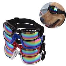 c72745597b Nuevas gafas de sol de perro a prueba de viento antirotura para mascotas  gafas de protección