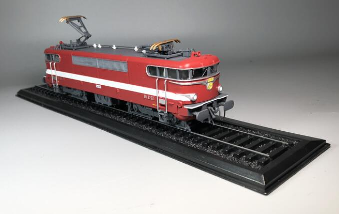 Special offer is rare 1 87 BB 9292 1964 simulation static finished train model tram model