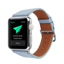 DAHASE Watch Band for Apple Leather Strap 42mm 38mm Bracelet
