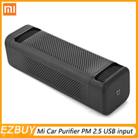 Xiaomi Mi Car Purifier Air Cleaner Smart Mijia PM 2.5 Detector CADR 60m3/h Purifying Smartphone Remote Control