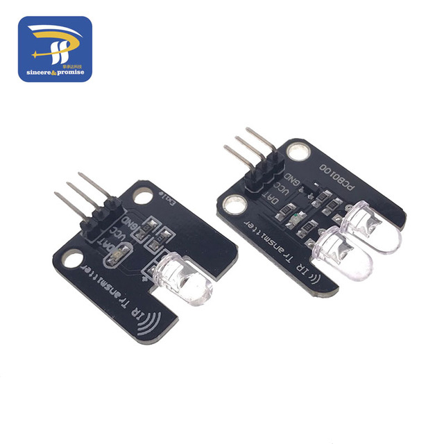 1 channel 2 channel electronic building blocks Two-way infrared transmitter module IR Transmitter for arduino