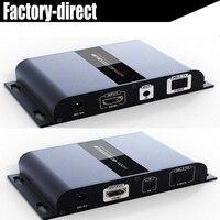 HDmatters HDMI удлинитель по волоконно оптический кабель до 20 км до 1080 P (отправитель и приемник в комплекте)