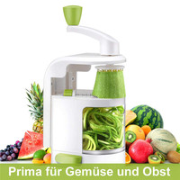 Multifunction 4 In 1 Vegetable Slicer Fruit Slicer Cutting Onions Stainless Steel Blade Salad Meat Garlic Cutter Chopper