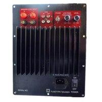 Subwoofer do filtro da baixa passagem da placa ativa SUB 500W do amplificador do subwoofer (amplificador para o subwoofer) 1.0 amplificador de potência do subwoofer amplifier for subwoofer low pass low pass filter -