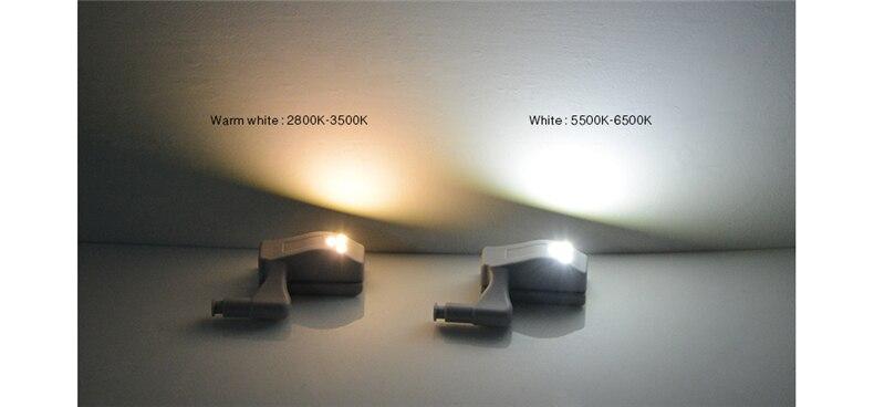 Led Under Cabinet Light Universal Wardrobe Sensor Led