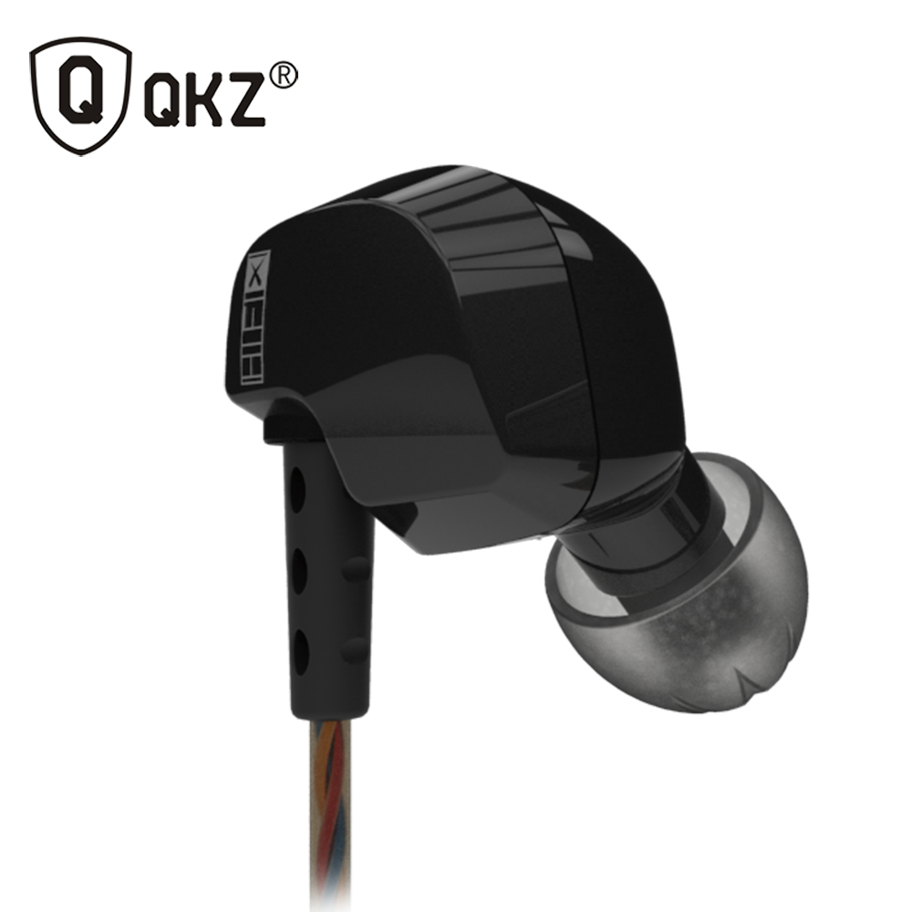 Earphone QKZ DM200 100% Original 3.5mm Headphone Fro Phone Headset Metal Stereo HiFi Music auriculares Headphone fone de ouvido настольная лампа lucide blup 06512 01 30