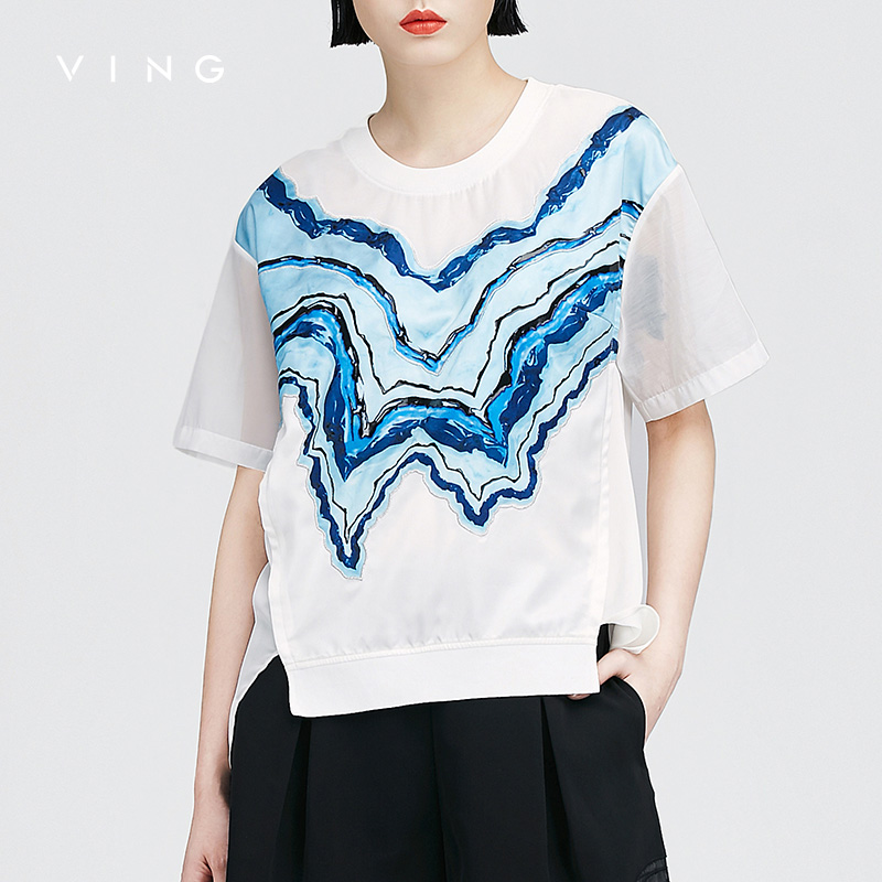 Buy ving brand designer t shirt 2017 for Designer t shirts brands