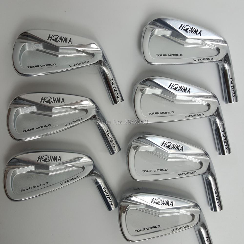 golf irons HONMA TOUR WORLD TW 727v iron group 4-10 w (7 PCS)  NS PRO 950  shaft guitar hero world tour купить pc