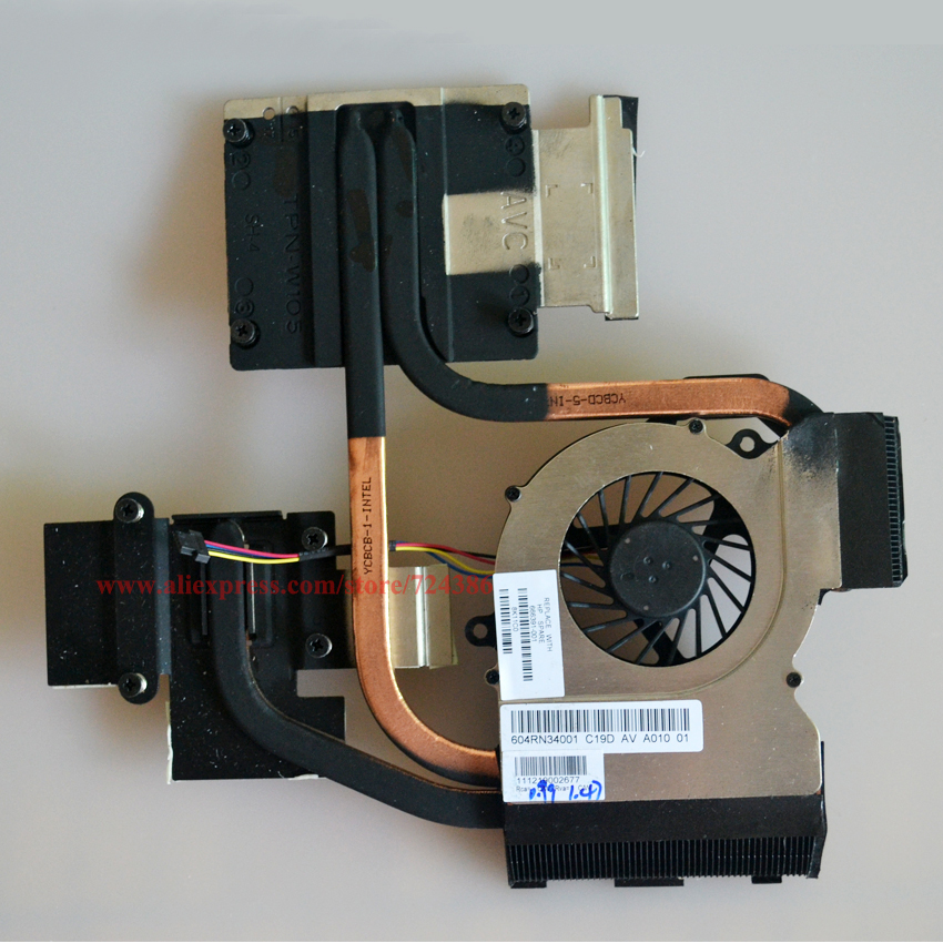 Cooling fan for HP dv6 dv7 DV6-6050 DV7-6B DV7-6C DV7-6000 CPU fan with heatsink 665309-001, NEW dv6-6000 cpu cooling fan cooler 1pcs new rain 320a brushed esc speed controller dual mode regulator band brake 5v 3a for 1 10 rc car rc boat dropship