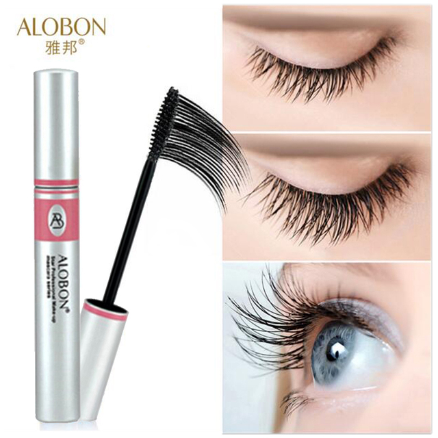 218a8d6e34a Black Ink 3d Fiber Lashes Mascara Individual Curl Eyelash Extension  Colossal Mascara Volume Express Makeup 12ml