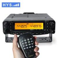 Бесплатная доставка Мощный 27/50/144/430 мГц Quad Band УКВ мобильное радио CB