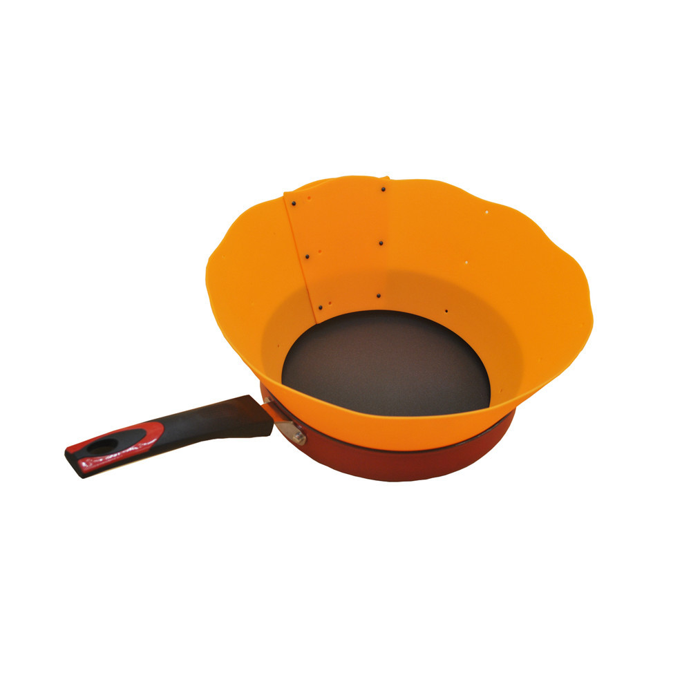 Specialty Tools Oil Barrier Cooking Silicone Pot Circle Anti Splashing Oil Baffle Kitchen Tool 2019 1