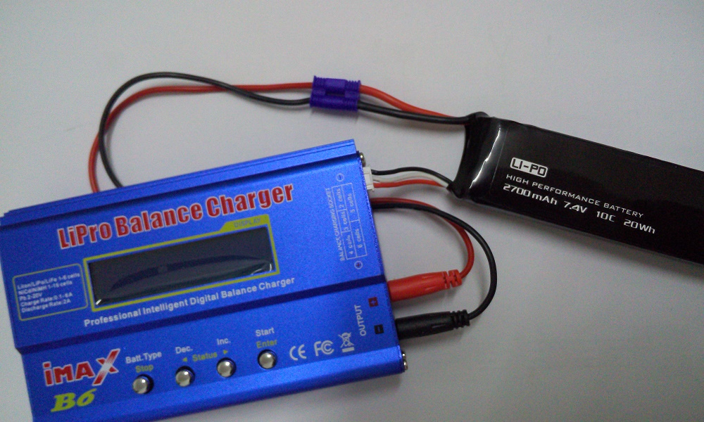 Skyrc imax b6 multifunction charger: overview and basic usage.