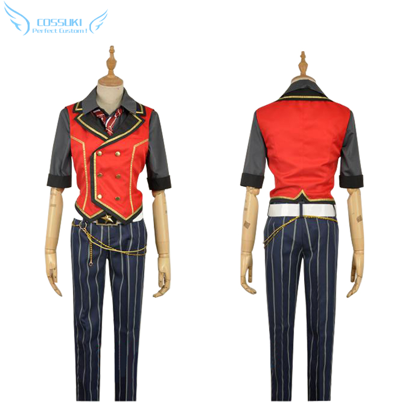 Ensemble Stars Akehoshi Subaru Cosplay Costume Stage Performence Clothes Perfect Custom for You