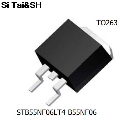 STB55NF06 TRANSISTOR TO-263 STB55NF06