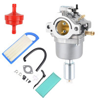 794572 Carburettor for Briggs & Stratton 792768 793224 791888 792358 792171 with Air Filter Tuning Kit for Moto Engine