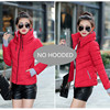 Red--No Hooded