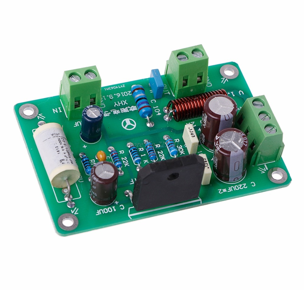 Lm3886tf Hifi Mono 68w 4 Ohm Audio Power Amplifier Board Amp 50w 38w How To Build 60w 8 Assembled In From Consumer Electronics On Alibaba