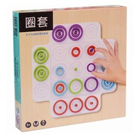 Multiplayer parent child interactive chess puzzle game Children's early childhood educational toys board game