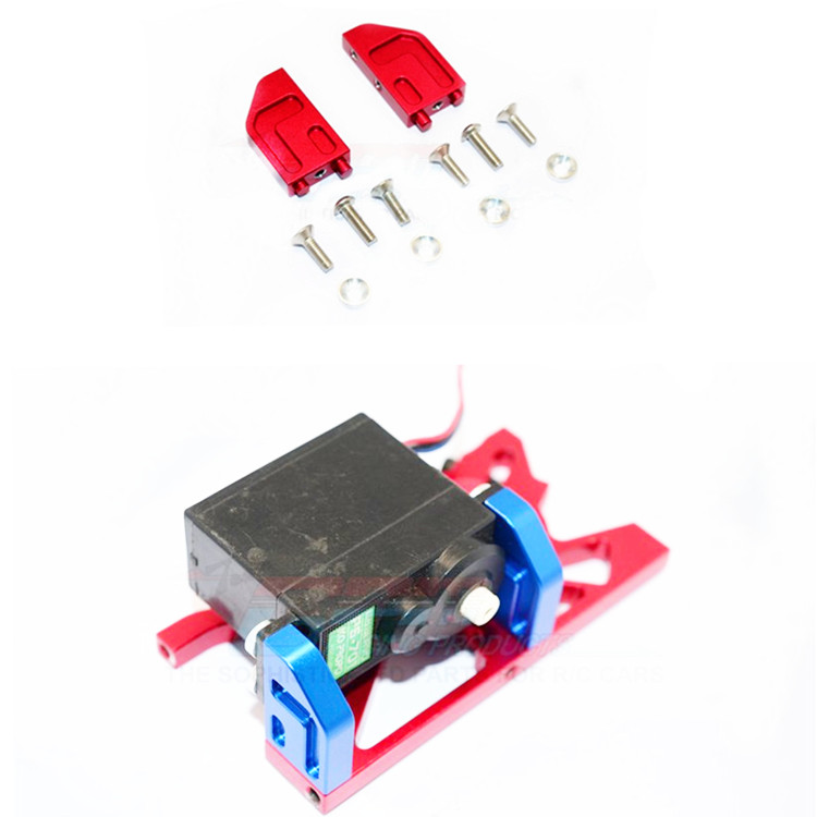 RC Car Part Servo Stabilizer Fixed Bracket for 1/8 ARRMA NERO 6S BRUSHLESS