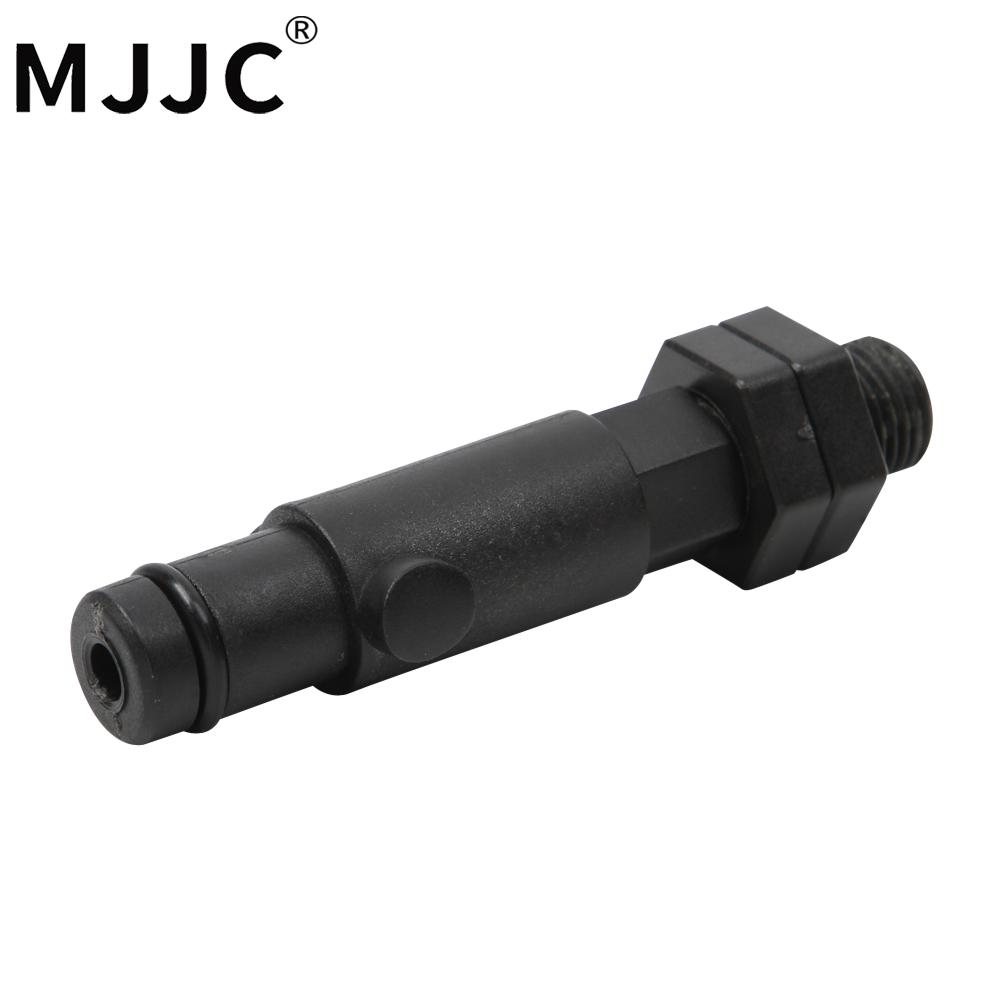 MJJC Brand Foam Lance Brass Connector for Nilfisk Rounded Adapter also for gerni and stihle