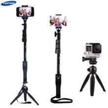 Camera font b Phone b font Bluetooth Extendable Selfie Stick Yunteng 1288 Telescopic Monopod Pole or