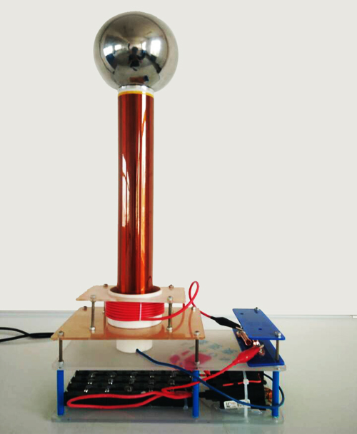 NEW Tesla coil