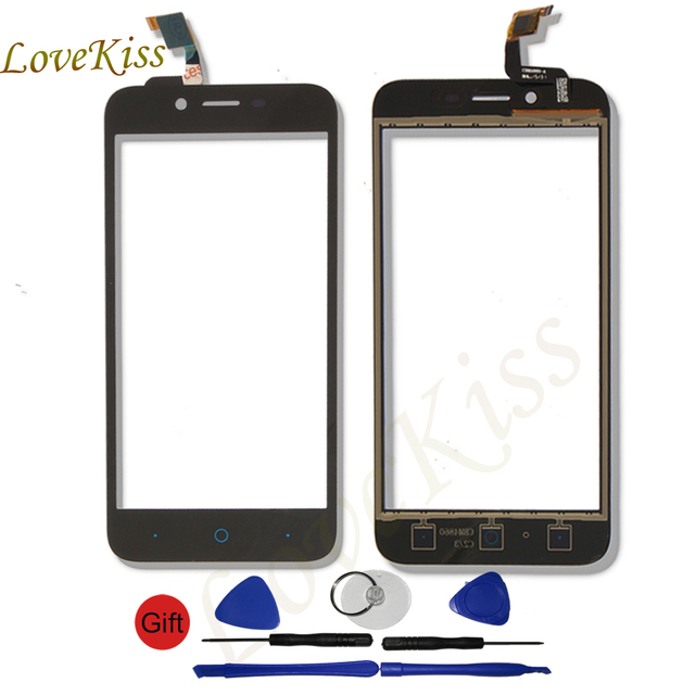 Touch Screen Panel Digitizer For ZTE Blade L4 Pro A460 Capactive Touchscreen Sensor Front Outer Glass Lens Replacement Tools