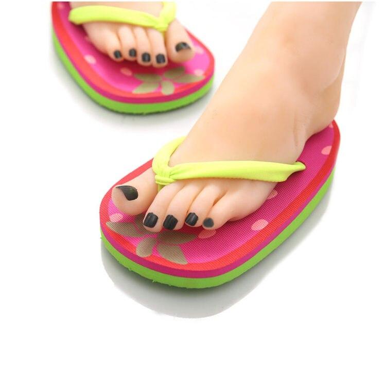 7e0b8275c43 Senza Fretta Summer Fruit Flip Flops Sandale Femme Plate Flip Flops Women  Cartoon Shoes Slippers Flat Slippers Pantufa Feminina-in Flip Flops from  Shoes on ...