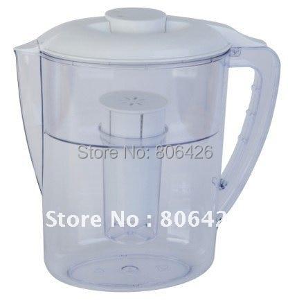 2.5L щелочной воды Кувшин решение с обновляемых фильтра (QY-WP011)