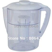 2.5л раствор для щелочной воды/портативный фильтр для питьевой воды/смягчитель воды с освежающим фильтром картридж(QY-WP011
