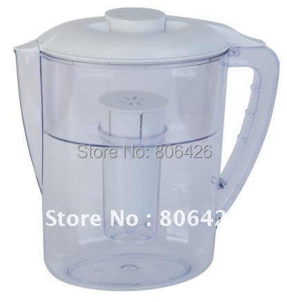 2.5л раствор для щелочной воды/портативный фильтр для питьевой воды/смягчитель воды с освежающим фильтром картридж (QY-WP011)