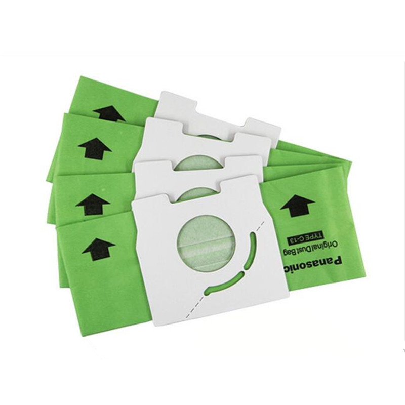10pcs Replacement Vacuum Cleaner Bags Dust Collector Paper Bags For Vacuum Cleaner MC-CG321/CA291/CA391C-13 Bag Parts 30pcs lot replacement vacuum cleaner bags dust collector paper bags for vacuum cleaner mc cg321 ca291 ca391c 13 bag parts