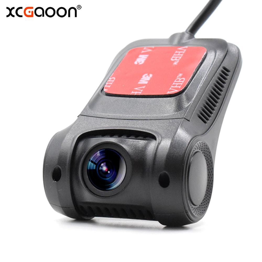 XCGaoon Wifi voiture enregistreur DVR enregistreur vidéo numérique caméra tableau de bord 1080 P Version nocturne Novatek 96658 lentille peut pivoter de 90 degrés