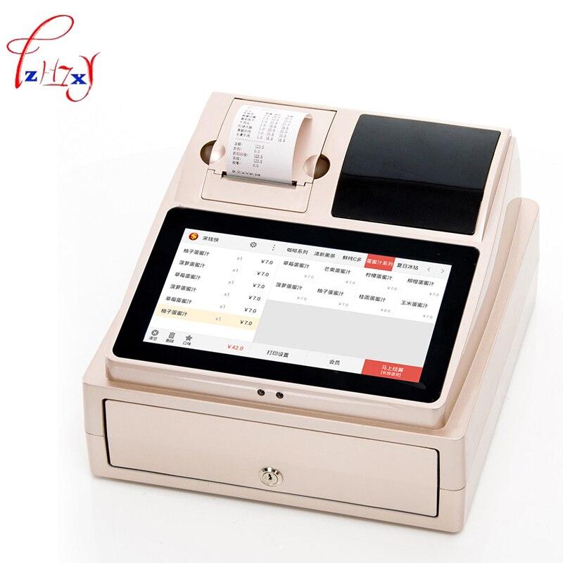 10.1 дюймов Сенсорный экран Android Планшеты PC электронный кассовый аппарат деньги регистрация все в одном pos терминал Системы S5