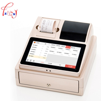 10.1 inch Touch Screen Android Tablet PC Electronic Cash Register money Register all in one POS Terminal System S5