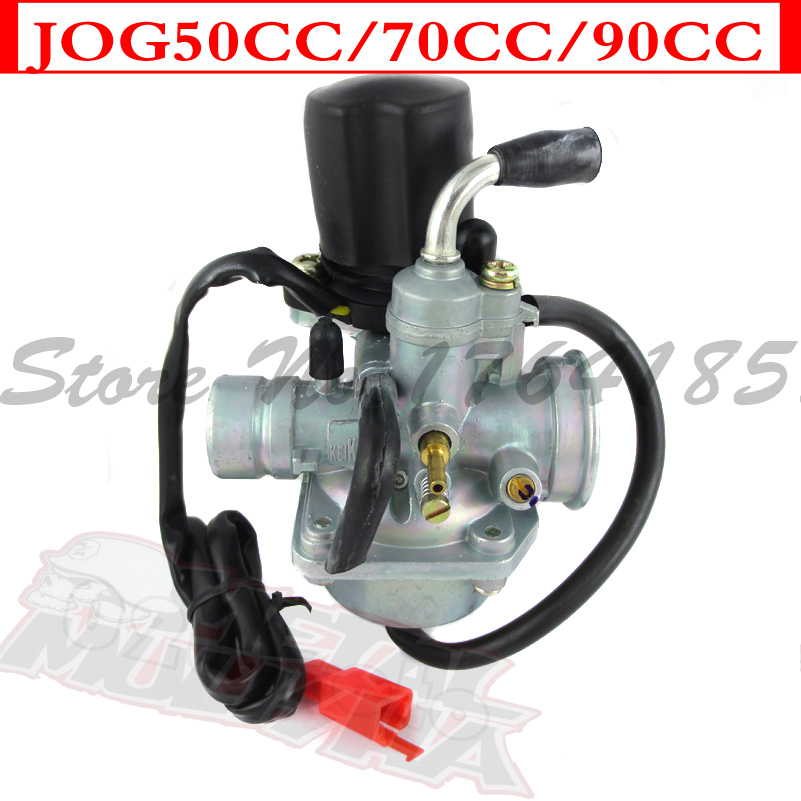 Pe Qmb Jog Cc Cc Cc Mm Carburetor With Electric Choke For Minarelli Stroke E Qmb Scooter