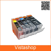 1 Set Replacement Ink Cartridge For Canon I865 I560 I4000 Ip4000R Ip5000 For Canon BCI 3E