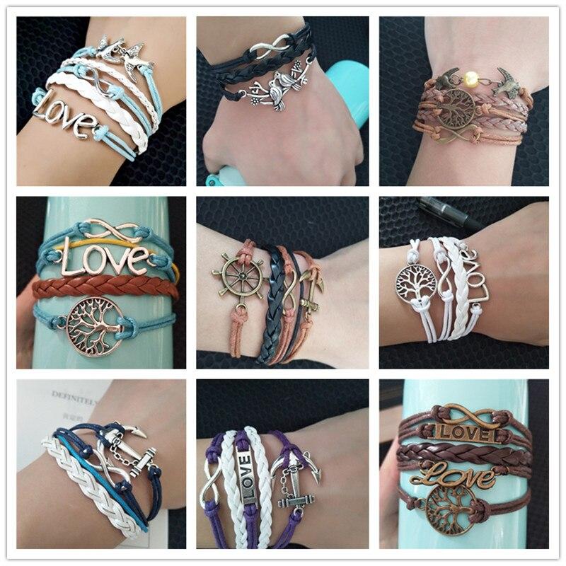 Disney soja Luna Fun Bracelets 7 pièces Brand New Boxed Le Moins Cher Sur