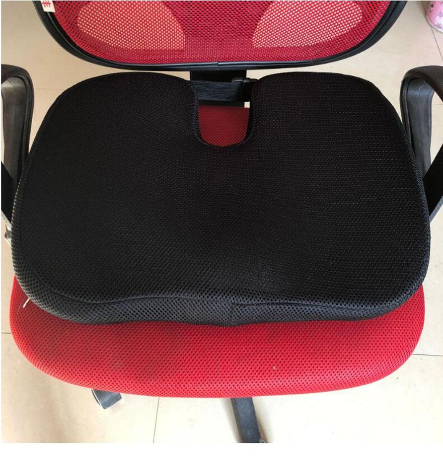 HTB1nn6mcjgy uJjSZTEq6AYkFXaP 2019 HOT Sale Fashion Memory Foam Back Ache Pain Office Chair Car Orthopedic Seat Solution Cushion High Quality Free Shipping