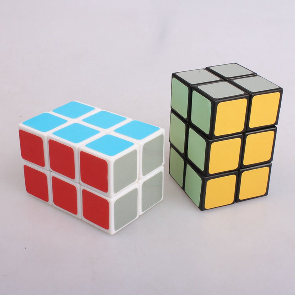 Zcube 2x2x3 223 Speed ​​Magic Cube Rotational Twisty Puzzle Cubes Giocattoli educativi speciali per bambini Bambini