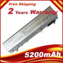 Аккумулятор для ноутбука DELL Latitude E6410 E6510 E6400 E6500 M2400 M4400 M6400 PT434 W1193 KY477 U844G