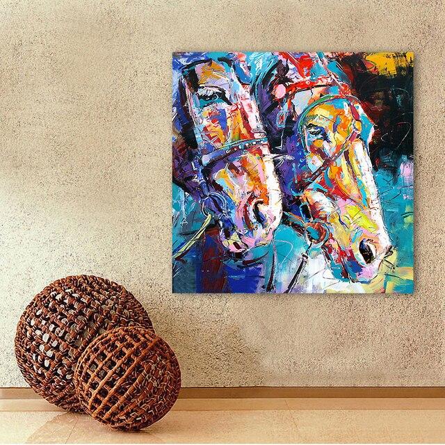 online-shop hdartisan moderne tier abstrakt leinwand kunst bunte, Hause deko