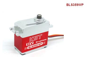 KST BLS359WP servo brushless servo for rc car or airplane boat 57 brushless servomotors dc servo drives ac servo drives engraving machines servo