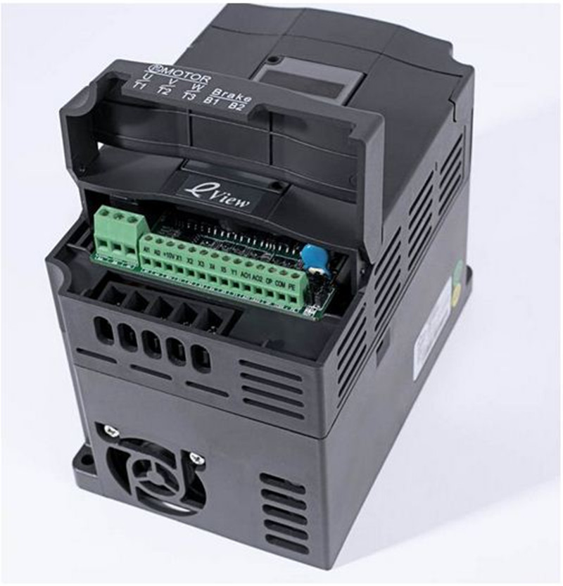 EV007-2S Universal Drive 0.75kw 220V single-phase input three-phase outputEV007-2S Universal Drive 0.75kw 220V single-phase input three-phase output