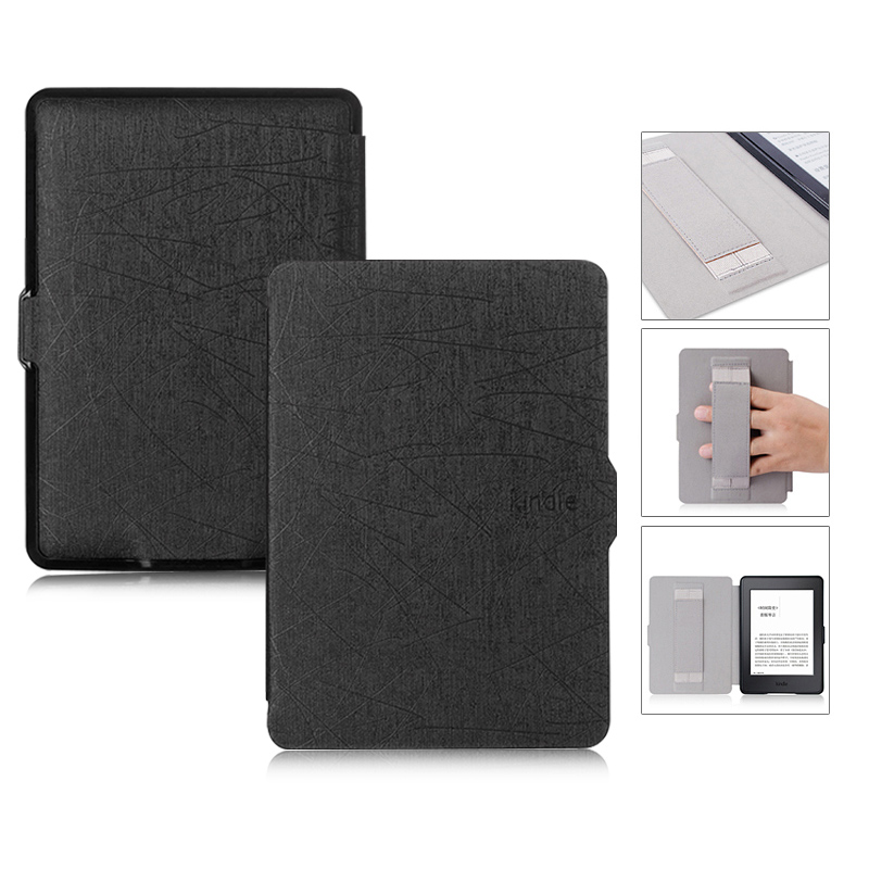AROITA Magnetic Smart Cover Case for Kindle Paperwhite 1/2/3(7th Gen ) E-book with Auto Sleep/Wake Handheld Portable