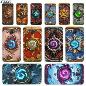 Sheli Hearthstone classic Hard Phone Case for Samsung Galaxy J1 J2 J3 J4 J5 J6 J7 J8 2015 2016 2017 2018 J7 Prime j4 Plus Ace(China)
