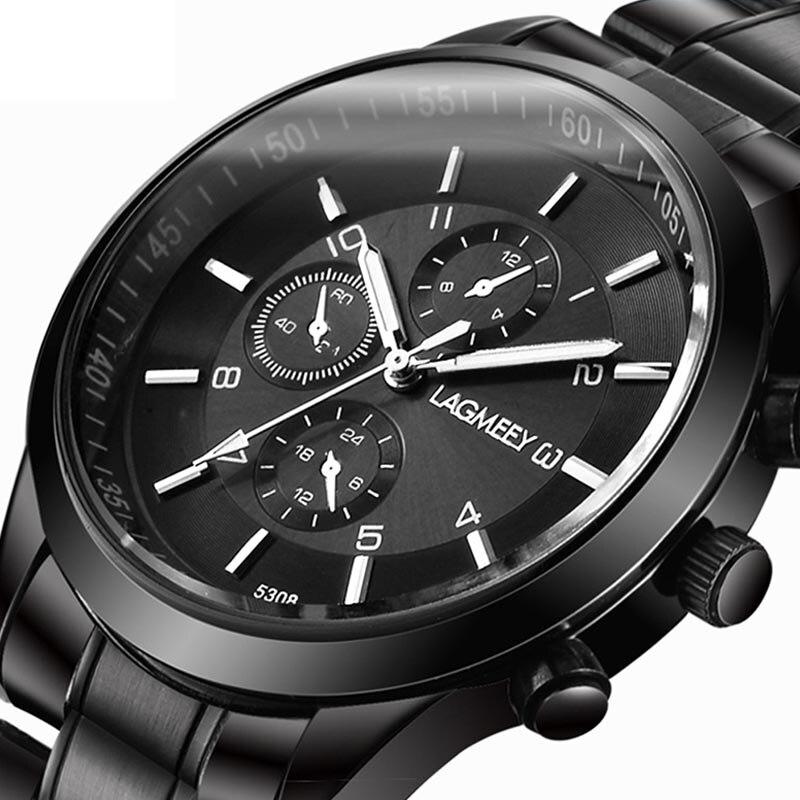 Luxury Brand Quartz Wristwatches Business Men's Watch Sports Watches Ultra-thin Waterproof Luminous Relogio Free Shipping Sale