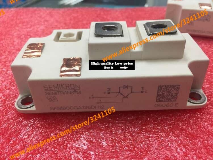 Livraison gratuite nouveau MODULE SKM800GA126DH12Livraison gratuite nouveau MODULE SKM800GA126DH12