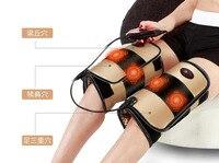 Электрических прижигание магнитотерапия Отопление Вибрационный колено пояса Прихватки для мангала массаж совместных ног рука Средства ух